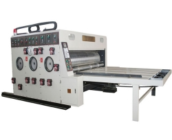 四色水墨印刷机